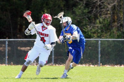 Christian Paley from Somers (pictured left).