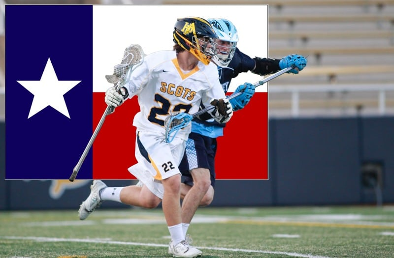 Texas boys lacrosse players to watch.