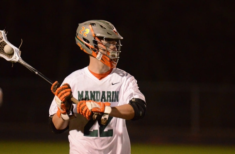 Jared Kane from Mandarin (Fla.). Photo courtesy Mandarin Athletics