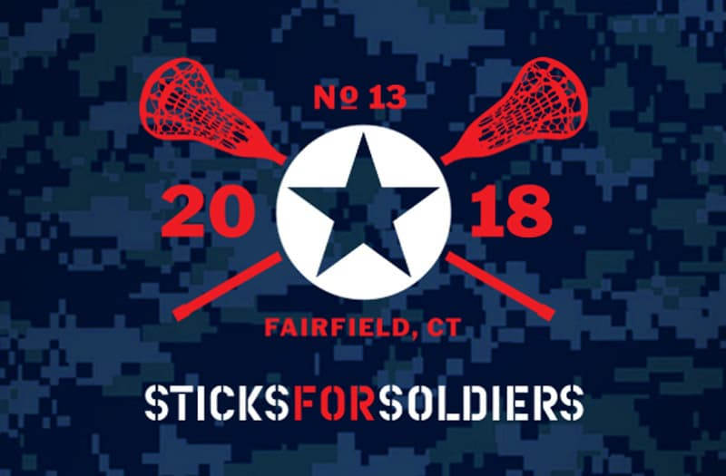 Sticks for Soldiers is a non-profit 501(c)(3) charity lacrosse tournament held in Fairfield, Conn.