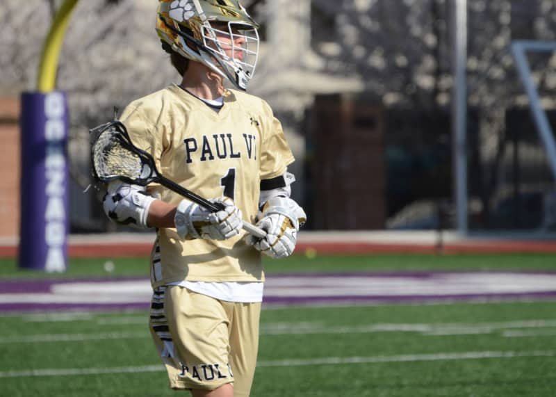 Jacob Angelus from Paul VI (Va.).
