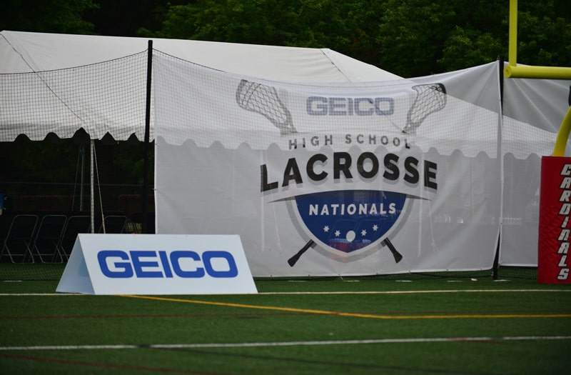 The GEICO High School Lacrosse Nationals Returns