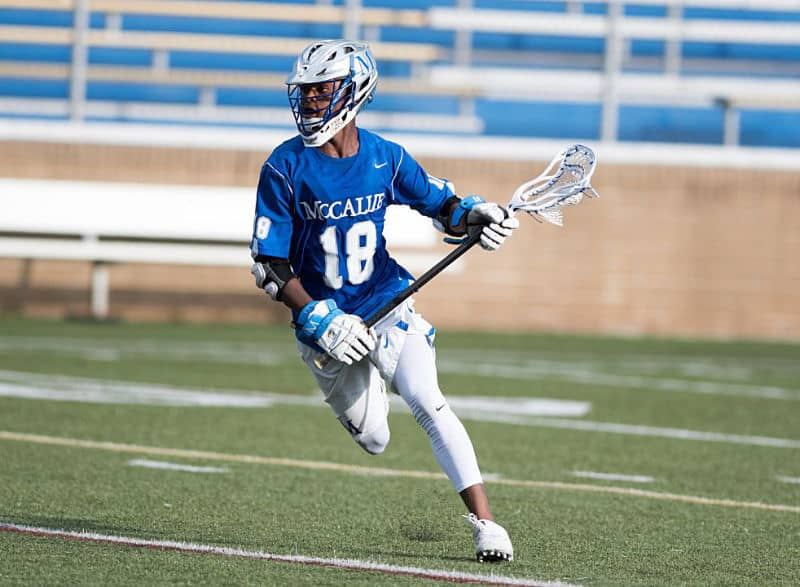 Sterlyn Ardrey from McCallie is the Tennessee Scholastic Lacrosse Association Offensive Player of the Year for Division I.
