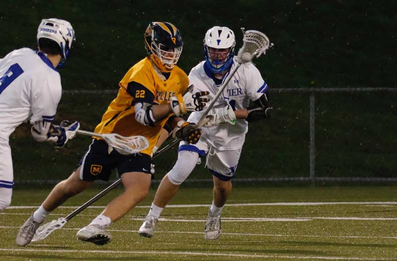 Brendan Sigurdson from Archbishop Moeller (Ohio).