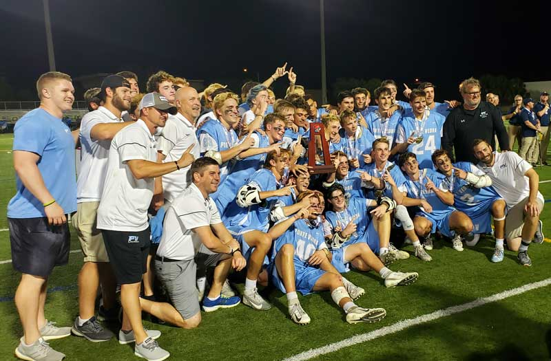 Ponte Vedra (Fla.) won the 2019 FHSAA championship. Photo courtesy Ponte Vedra lacrosse