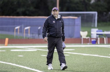 Tom Duquette announced his retirement from Norfolk Academy (Va.) after 560 career wins. Photo courtesy Norfolk Academy